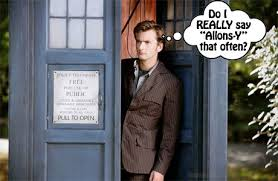 doctor who ten of the doctor s most memorable catchphrases