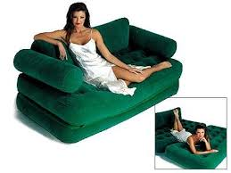 Blow Up Sofa Bed by Loantiquesz Bladders Heavy Duty Extinguishing
