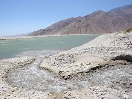global warming poses threat to southwest water supply