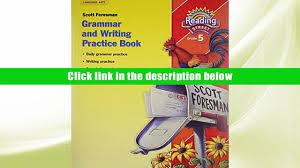 read online reading street grade 5 grammar and writing practice