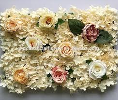 Wholesale Wedding Decor Silk Flower Wall Decoration Silk Flower Wall Decoration Suppliers