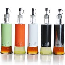 fourniture de cuisine 350 ml 5 couleur fournitures de cuisine en acier inoxydable verre