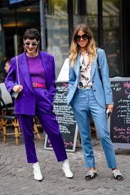how to wear ultra violet popsugar fashion