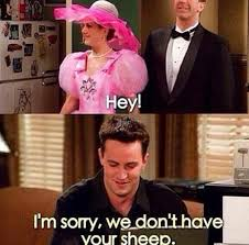 chandler bing really was everyman thechive