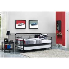 bedroom delightful daybed with trundle for kids 2935 espresso
