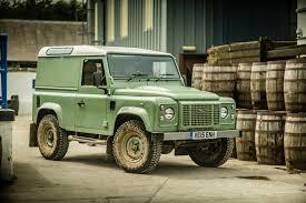 british land rover defender meet mr land rover car dealer magazine