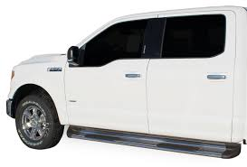 Ford Explorer Running Boards - luverne side entry running boards autoaccessoriesgarage com