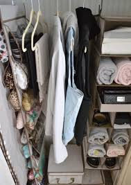 organize your closet with 10 things for under 100