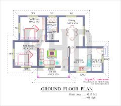 build a house estimate houselans and cost to build design estimate in kerala small