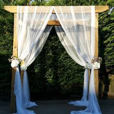 wedding arches hire wood wedding arch hire geelong wedding woods