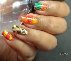 acrylic nail designs for thanksgiving gallery for gt thanksgiving