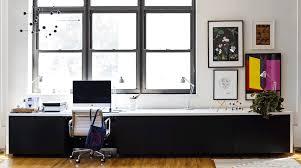 Ikea Long Wood Computer Desk For Two Decofurnish by Long Narrow Desk Ikea Best Home Furniture Design