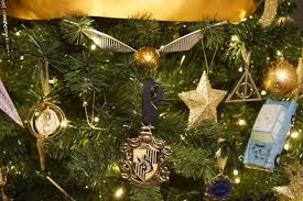 are loving this harry potter themed tree