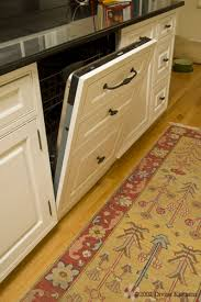 Stainless Steel Covers For Dishwashers Hidden Dishwasher The Next Trend After Stainless Less