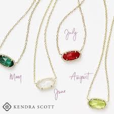 necklace with birthstones birthstone necklaces amazingly popular jewellery styleskier