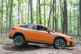 red subaru crosstrek 2018 all new 2018 subaru crosstrek 13 new things you need to know
