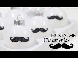 diy mustache ornaments how 2 diy s ornament