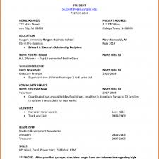 Sample College Graduate Resume Excellent Resume For Recent Grad Business Insider Bi Graphics