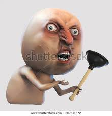 Meme Man - angry man pump rage face meme stock illustration 507511672