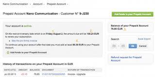 prepaid account how does groupc prepaid account work groupc
