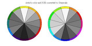complementary colors to gray color 97