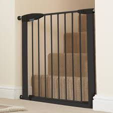 Amazon Stair Gate Baby Stair Gates For Unusual Stairs Baby Gallery