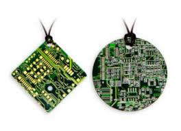 eco friendly earrings how to make eco friendly jewelry using discarded pcb green diary