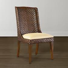 Dining Room Chair With Arms by Woven Dining Chairs With Arms Woven Dining Chairs Woven Dining