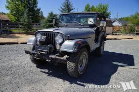 renegade jeep cj7 calamity jane 1974 jeep cj5 renegade