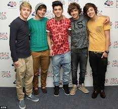 one direction are worth a quarter of a billion daily mail