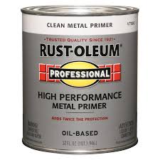 shop rust oleum professional white flat oil based enamel interior