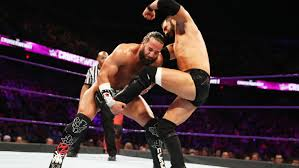 Backyard Wrestling Steel Cage Match Triple Threat Cle Wrestling Lockup With Brandon 5 23 17 Raw