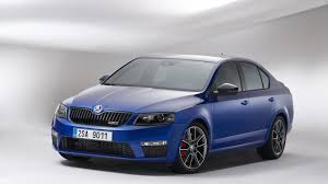 2017 skoda octavia rs facelift extensively detailed in 22 minute clip
