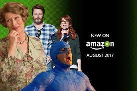 what u0027s new on amazon prime video august 2017 u0027the tick u0027 u0027nick