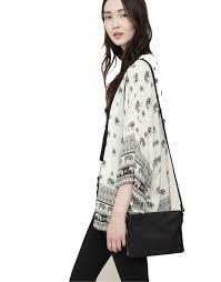 elephant blouse modern fashion elephant printed half sleeve kimono cardigan