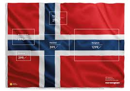 Flag Of The World Norwegian Print Advert By M U0026c Saatchi The Flag Of Flags Ads Of