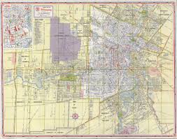 Winnipeg Canada Map by Street Map Of The City Of Winnipeg Manitoba 1961 Flickr