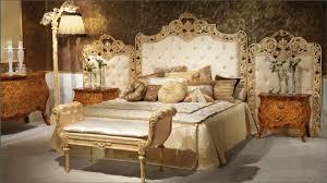 chambre à coucher style baroque chambre style baroque luxueuse et pleine de caractère