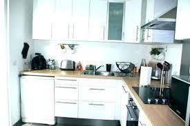 peindre meuble cuisine laqué cuisine blanc laque cuisine blanche porcelanosa element de cuisine