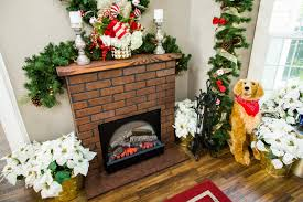 how to diy faux fireplace hallmark channel