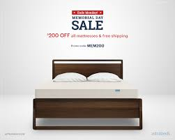 memorial day bed sale astrabeds announces memorial day mattress sale on organic latex beds