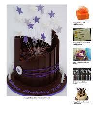 happy birthday chocolate cake happy birthday sister