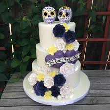 skull wedding cakes sugar mill cake co is the premier source for custom wedding cakes