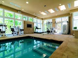 bedroom magnificent residential indoor swimming pools modern
