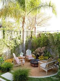 Ideas  Inspiration For Small Backyards Backyard Count And - Designer backyards