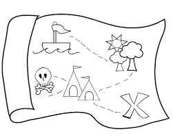 how to draw a map how to draw a treasure map map free printable stencils