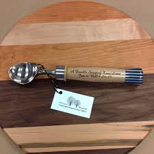 handcrafted scoop michael s woodcraft