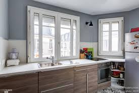 budget cuisine ikea une cuisine de 13 m2 à vincennes avec meuble standard ikea et