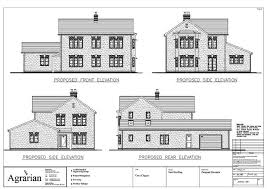 house elevations new detached house plan elevations london birmingham henley