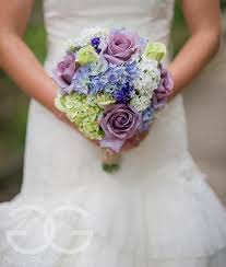 garden wedding bouquet lavender rose hydrangea shabby chic wedding